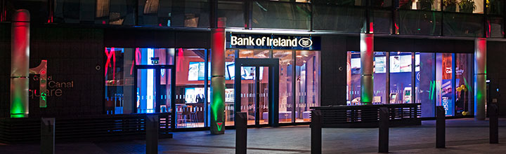 New Bank of Ireland branch for Dublin's South Dock