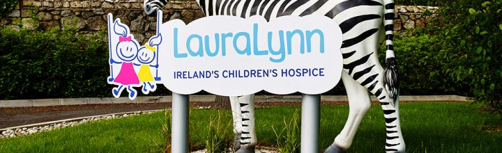 New signage for the LauraLynn charity