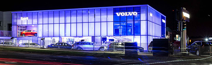 Brand new Volvo Dealership launches in Sandyford, Dublin