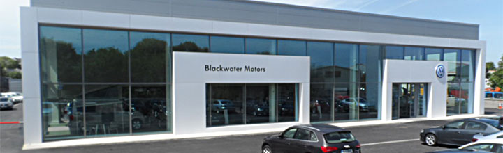 New Volkswagen showroom opens in Cork, Ireland