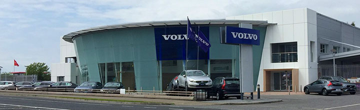 Volvo drive forward with Waterford dealership upgrade