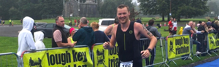 2 in 2 Triathlon for Gavin Glynn Foundation