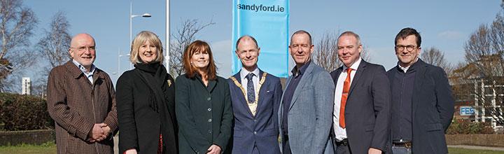 Sandyford Re-Brands!