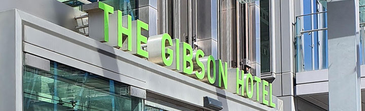 The Gibson Hotel – a decade in Dublin's Docklands