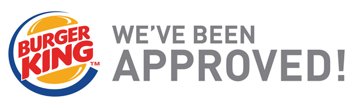 We've Been Approved!