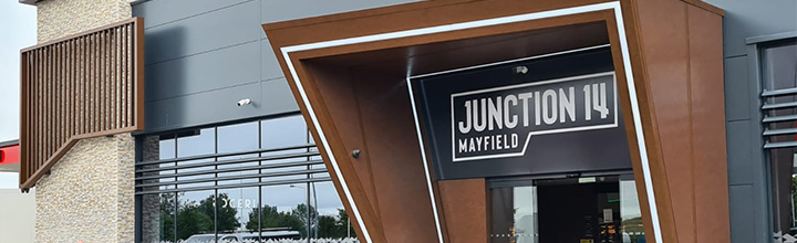Junction 14 – Service with a style!