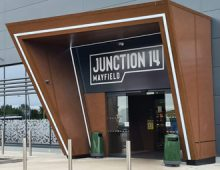 Junction 14 Mayfield